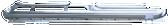 2005-2010 Mazda5 rocker panel, passenger's side