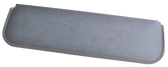 1947-1959 Chevrolet and GMC Gray sun visor pad