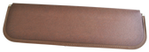 1947-1959 Chevrolet and GMC brown sun visor pad