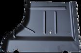 '07-'18 JEEP JK Wrangler and Wrangler Unlimited rear floor pan, passenger's side
