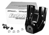 '88-'98 CHEVY/GMC 2 WD REAR LEAF SPRING HANGER KIT