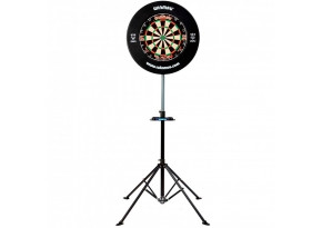 Portable dartboard stand for fun in any location