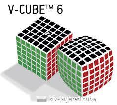A spin off of the Rubik's cube; available up to 8 sided.