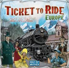 In addition to the brand new board map, Ticket to Ride Europe offers players brand new game play elements including tunnels, ferries, train stations and larger cards.  2-5 players     8+     30-60 min