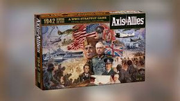 Axis and Allies 1942 Second Edition