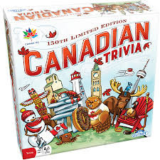Canadian Trivia 150th Limited Edition