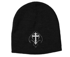 Count's Blackjack Embroidered Beanie - Black
