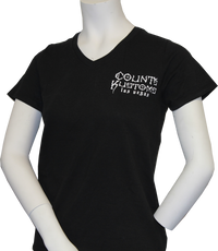 Women's Kross Tee - Black