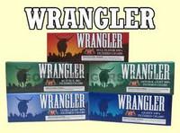 Wrangler filtered little cigars 100's