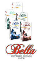 Bella filtered little cigars 100's