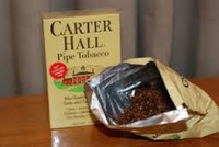 Carter Hall pipe tobacco 6/1.5oz pouches