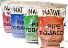 Native Pipe Tobacco 16oz bag