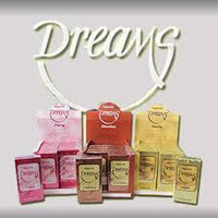 Dreams filtered little cigars 100's