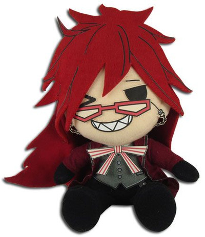 Black Butler: Grell 7'' Plush