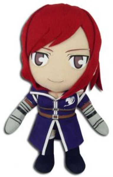 Fairy Tail: Erza S6 Costume 8'' Plush