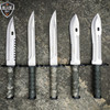 5PC Bayonet US Military Tactical Combat Hunting Knife CSGO SET