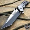 "8"" TAC-FORCE Spring Assisted Open TACTICAL TANTO Folding Blade Pocket Knife NEW-"