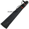 "27"" & 18"" NINJA RED SWORD SET Samurai Machete COMBAT FANTASY KNIFE Sheath NEW!"