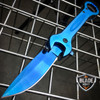 "7.5"" MULTI-TOOL WRENCH TACTICAL SPRING ASSISTED OPEN FOLDING POCKET KNIFE BLUE"
