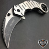 3 PCS TAC FORCE Tactical Spring Assisted Open Karambit FOLDING Pocket Knife