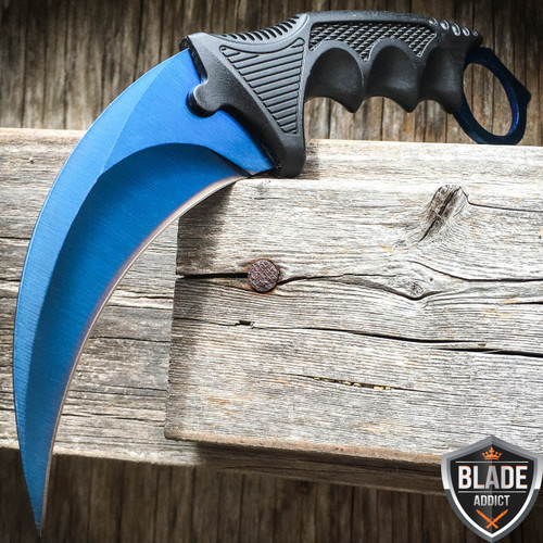 CSGO KARAMBIT HAWKBILL CLAW LIMITED EDITION BLUE