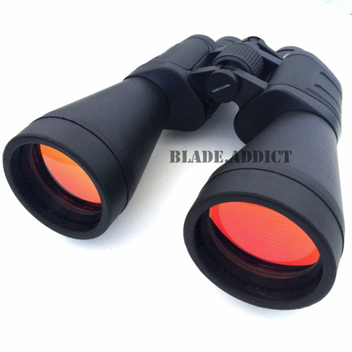 Large Day/Night 20x70 Military Zoom Powerful Binoculars