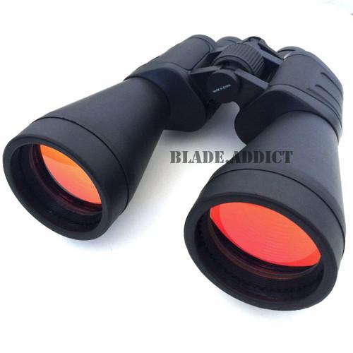Large Day/Night 20x70 Military Zoom Powerful Binoculars