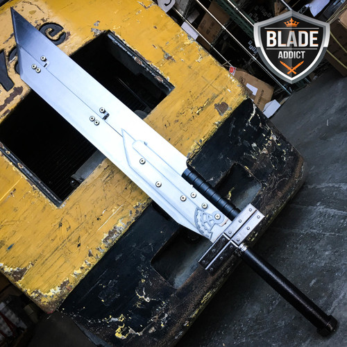 FINAL FANTASY VII CLOUD BUSTER SWORD COSPLAY & COSTIMES 43.5""