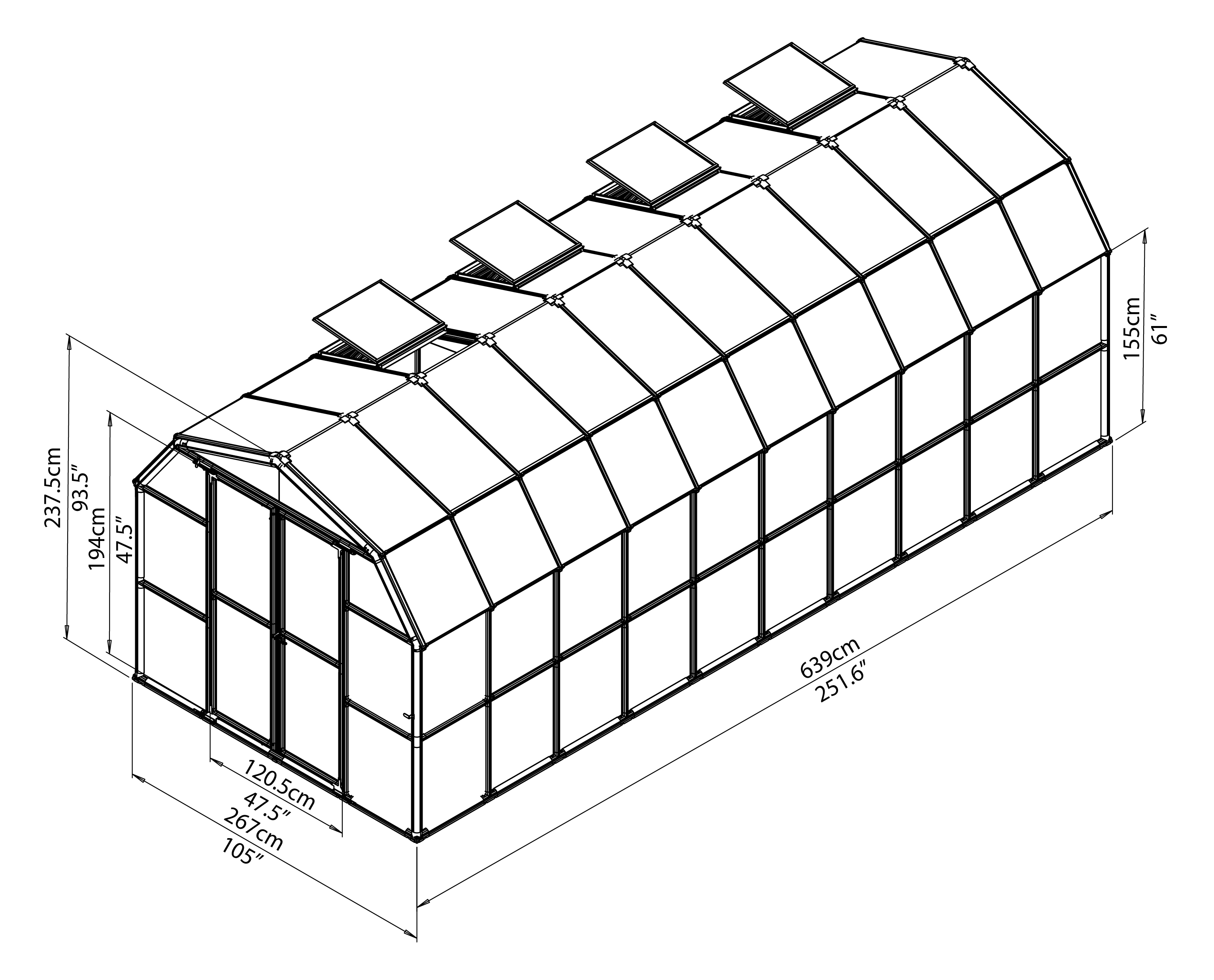 rion-greenhouses-grandgardener-prestige-opaque-8x20-drawing-isoview.jpg