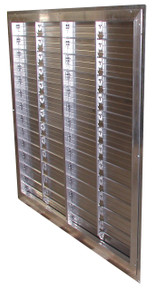 Schaefer Heavy Duty Air Inlet Shutters