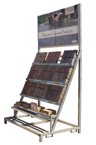 Paver Display -Landscaping Product Display