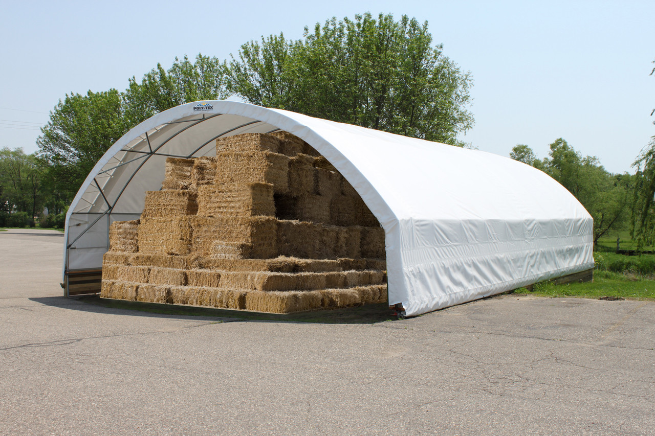 Fabric Structures Product : Storpro tension fabric structure