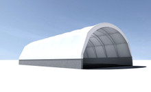 TrussMax Standard-Tension Fabric Structure