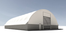 TrussMax Wide -Tension Fabric Structure