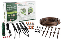 ELGO 2-in-1 Watering Kit - Micro Sprinklers & Dripline Set