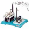 Wilesco D18 Model Toy Steam Engine w/Street Lamp