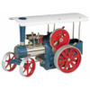 Wilesco D405 Model Steam Tractor from Yesteryear Toys