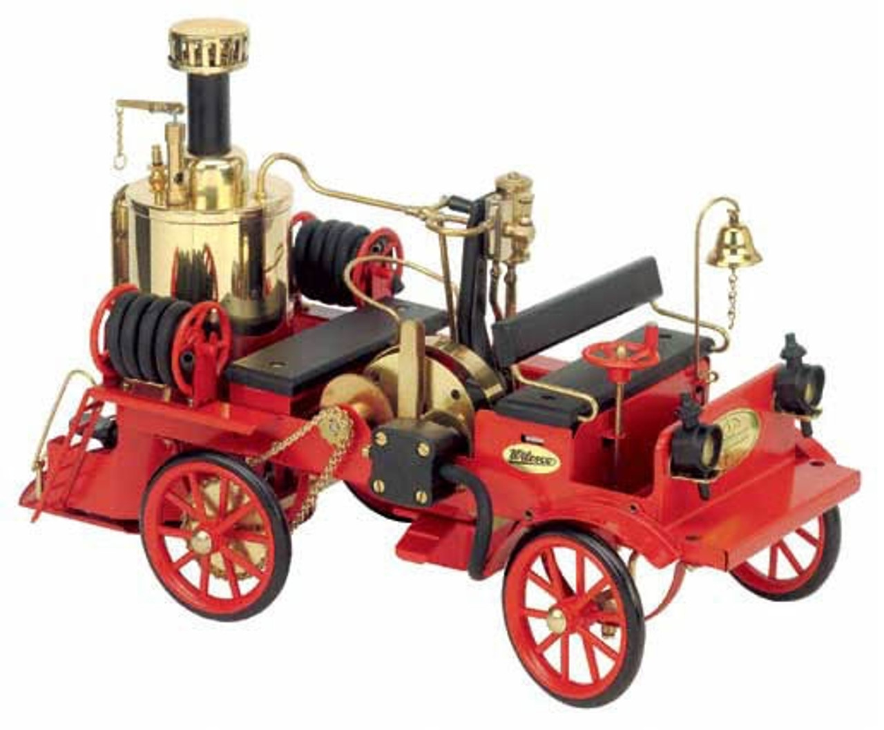 Wilesco D305 Model Steam Fire Engine Yesteryear Toys Books Inc