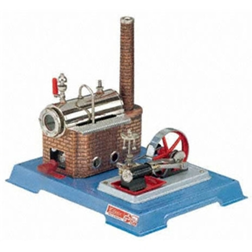 Wilesco D10 Mid-Size Model Toy Steam Engine