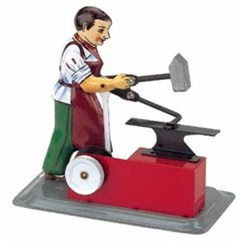 Wilesco M86 Blacksmith Accessory from Yesteryear Toys