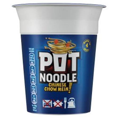 Pot Noodle Chow Mein Flavour 90g