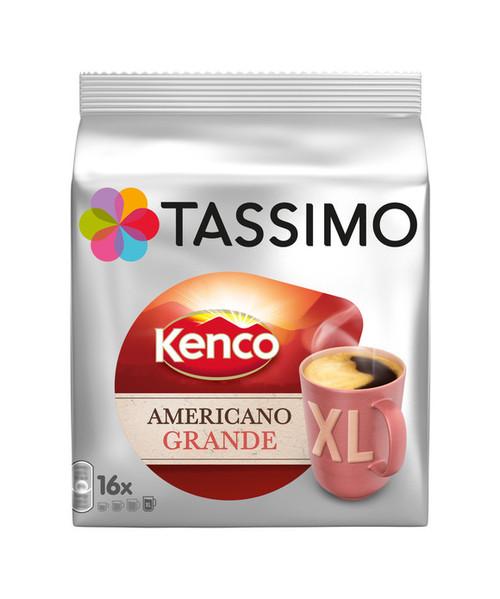 Tassimo Americano Grande 16 Drinks 144g