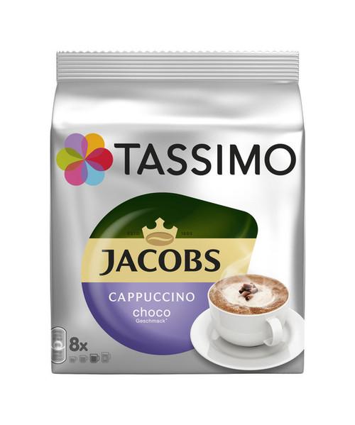 Tassimo Jacobs Cappuccino Choco 8 Discs
