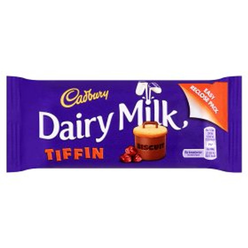 Cadbury Dairy Milk Tiffin 53g