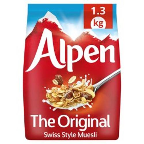 Alpen Original Muesli 1.3kg