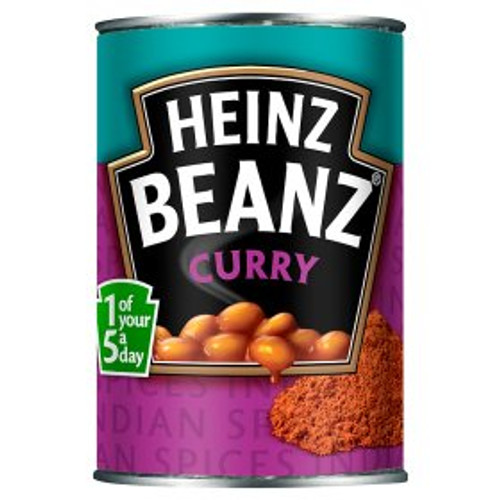 Heinz Beanz in Curry 390g