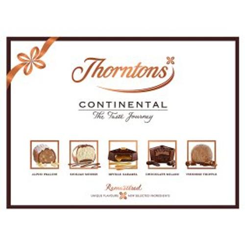Thorntons Continental Box 284g