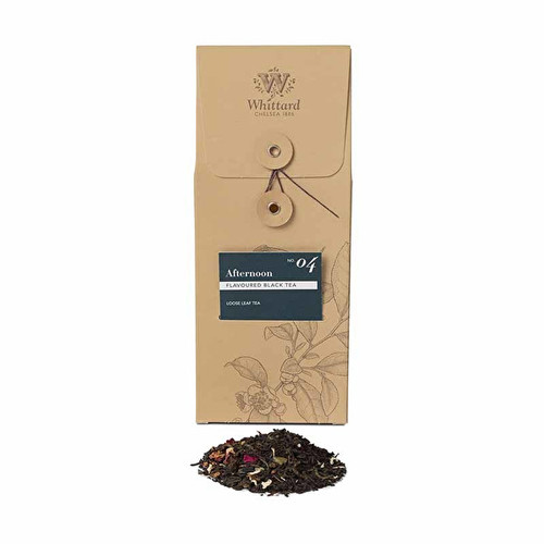 Whittards Afternoon Tea Loose Tea Pouch, 100g