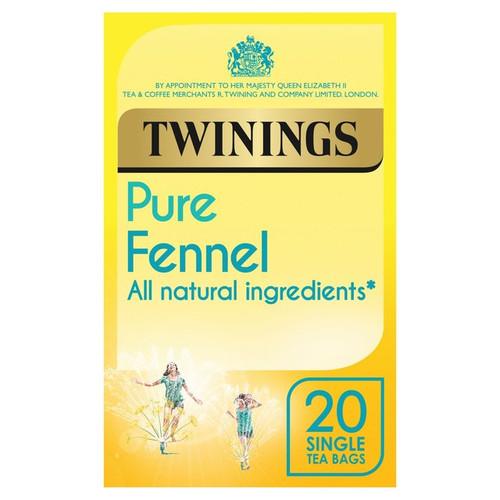 Twinings  Pure Fennel Tea 20 per pack