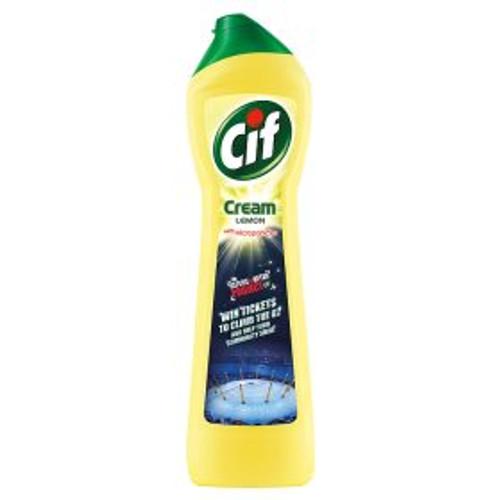 Cif Cleaning Cream Lemon 500ml